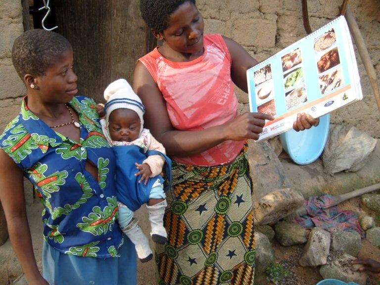 two Rwanda women